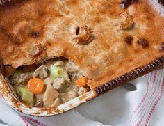 Chicken Pot Pie - Davina McCall