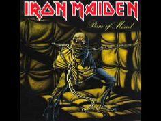 Iron Maiden Album Covers by Derek Riggs | hubpages