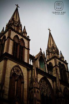 Gothic Church El Carmen
