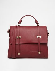 Enlarge ASOS Slot Through Satchel Bag