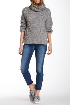 7 For All Mankind | Kimmie Cropped Jean |