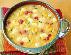 From The Goossen Kitchen: Corn & Potato Chowder The Crock-Pot Version