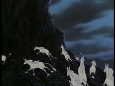 "The Last Unicorn--""The last! I knew you were the last...!"" -King Haggard"