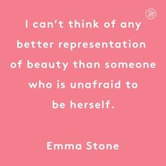 Who could disagree with this? So simple...and so very tough to achieve at times. I strive to be this type of beautiful. Do you?