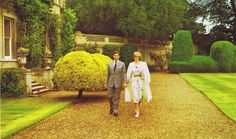 "On Saturday August 1st in 1981, Prince Charles and Princess Diana prepared to leave Earl Mountbatten's home on the ""Broadlands"" Estate at Romsey in Hampshire, to begin their honeymoon."