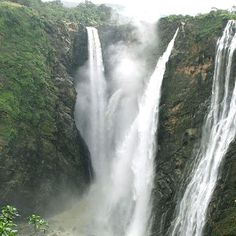 Kerala tourism; wild waterfalls of Munnar