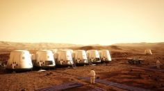 We're one step closer to finding out who could be the first humans to live on another planet. Mars One, the private organization planning to find and train a group of four astronauts to send on a o...