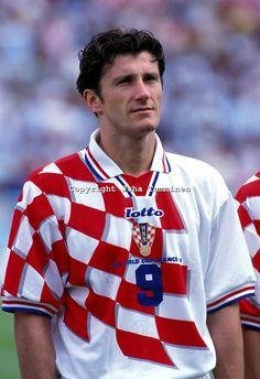 Croatia: Davor Suker-45 goals.