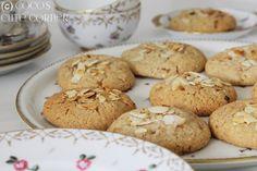 Coco's Cute Corner: Cookies mit Aprikosen und Mandeln - für gemütliche Teestunden