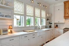 traditional kitchen by William Quarles Design/Photography