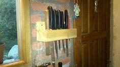 base para cuchillos