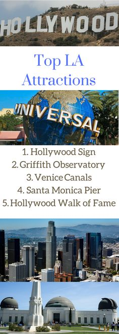 Things to do in Los Angeles | Los Angeles Attractions | Los Angeles Tourism | Best Attractions in LA