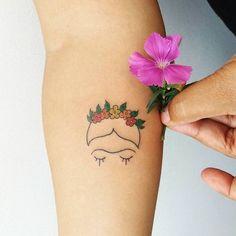 Minimalist Tattoo Ideas : Photo