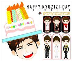 Happy Kyuzizi Day #Sunggyu