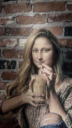 Mona Lisa Parody, Mona Lisa Smile, Old Movie Posters, Old Movies, Atonement, Van Gogh, Celebrities, Friends, Fun