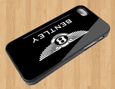 Bentley Cars Logo Iphone case.  #wantit