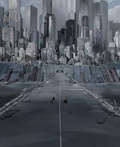 Akira via The vault of retro sci-fi 2.0