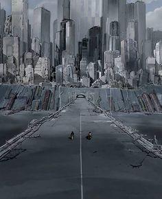 Akira via The vault of retro sci-fi 2.0