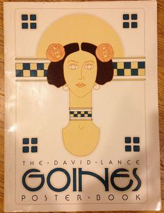 The David Lance Goines Poster Book 1978  Includes 47 by Dust2Den, $20.00