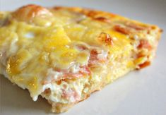 10 receitas de omelete de forno para um refeição prática Tortitas Light, Carne Picada, Hawaiian Pizza, Crepes, Lasagna, Macaroni And Cheese, Waffles, Dinner Recipes, Food And Drink