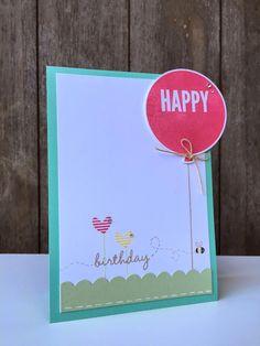 Bij Margriet Creatief, best day ever, stampin'up!, celebrate today, honeycomb hello