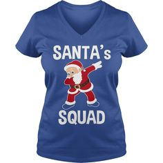 Santa's Squad Cute Funny Dabbing Santa Claus Christmas Shirt #gift #ideas #Popular #Everything #Videos #Shop #Animals #pets #Architecture #Art #Cars #motorcycles #Celebrities #DIY #crafts #Design #Education #Entertainment #Food #drink #Gardening #Geek #Hair #beauty #Health #fitness #History #Holidays #events #Home decor #Humor #Illustrations #posters #Kids #parenting #Men #Outdoors #Photography #Products #Quotes #Science #nature #Sports #Tattoos #Technology #Travel #Weddings #Women