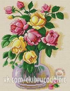 This Pin was discovered by Cán Butterfly Cross Stitch, Cross Stitch Tree, Cross Stitch Flowers, Ribbon Embroidery, Cross Stitch Embroidery, Cross Stitch Designs, Cross Stitch Patterns, Cross Stitch Landscape, Free To Use Images