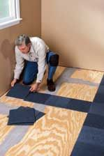 How To Install Carpet Tiles at The Home Depot - Best Carpet İdeas Wall Carpet, Carpet Tiles, Picnic Blanket, Outdoor Blanket, Carpet Installation, Best Carpet, Carpet Design, Carpet Runner, Backsplash