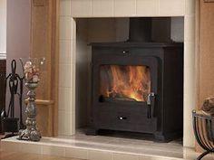Portway 2 Traditional wood burning stove