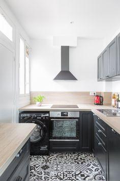 les 97 meilleures images du tableau appart haussmanien sur pinterest en 2018 moldings home. Black Bedroom Furniture Sets. Home Design Ideas