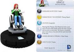 Oracle - batgirls fate...