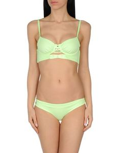 MAAJI Women's Bikini Light green S INT