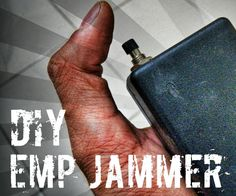 Imagine that you have powers to stop any electronic device, is it only possible in movies?well here's the way to make an emp jammer (Electromagnetic pulse jammer)This device sends high amplitudes of emp to destroy nearby devices, be sure to have fun using this, but be careful this jammer involves thousands of volts which can lead to heart attack or death even (if not used properly)DON'T USE THIS DEVICE NEARBY ANY MEDICAL EQUIPMENT LIKE PACEMAKERS ETC.Watch the video https://...