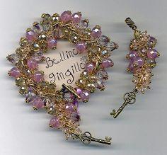 Bellino Gingillo - jewelry - bracelet and pendant