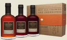 Can't settle for 1 flavor? The Crown Maple Trio is right for you: https://www.crownmaple.com/crown-maple-shop/crown-maple-trio