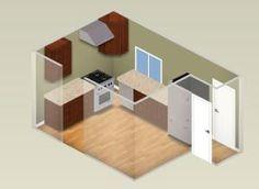 Kitchen Design Best Ideas Edraw The Most Superior Software Alluring Design Your Kitchen Online Free Design Inspiration