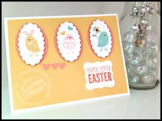 Stampin' Gals Gone Wild Weekend Challenge!  February 27, 2015  www.SimplySimpleStamping.com