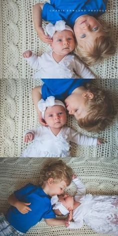 lifestyle newborn photos, newborn with sibling, big brother, baby sister, siblings, sibling posing, baby and toddler, St. Louis Lifestyle Photographer — Charis Rowland Photography by LA CHINIS