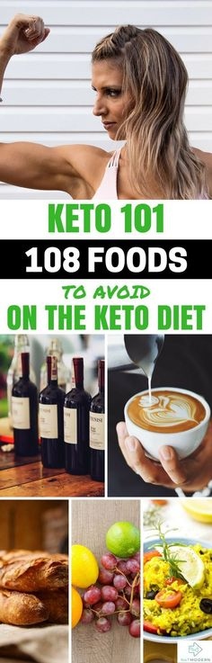 Foods You Should Avoid On a Keto Diet #keto #ketodiet