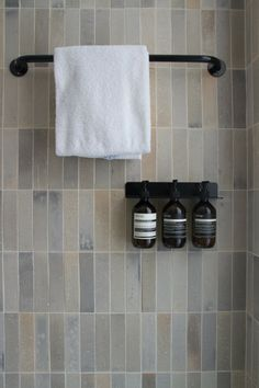Our bathroom as seen on 70percentpure! Discover more Stout & Co. on www.stout-co.com