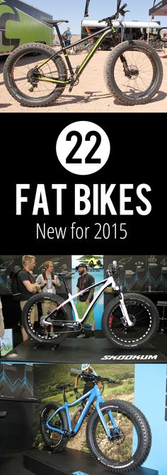 22 Brand-New Fat Bikes for 2015 | Singletracks Mountain Bike News