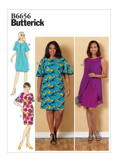 7853196fe35 92 Best Butterick Spring Summer Patterns images in 2019