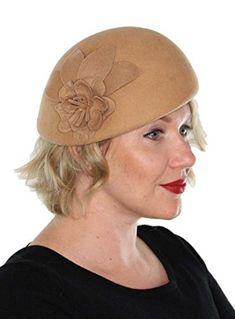 Annabel Pillbox Hat Wool with Flower Vintage Flapper Tea ... https://www.amazon.com/dp/B01LZ43H5S/ref=cm_sw_r_pi_dp_x_1bviybD9S2B68