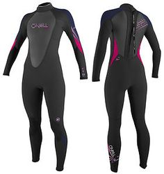 Womens O'neill Bahia 3/2mm wetsuit. Love this color but hard to find :(