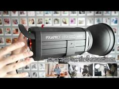 PIXAPRO LED100D MKII REVIEW - Presented By Nitsan Simantov - YouTube Photography Reviews, Presents, Youtube, Gifts, Favors, Youtubers, Gift, Youtube Movies