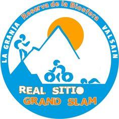 Logotico del proyecto deportivo Real Sitio Grand Slam (www.realsitiograndslam.com)