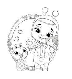 Baby Coloring Pages, Cry Baby, Fabric Painting, Crying, Snoopy, Drawings, Safari, Stamps, Tutorials