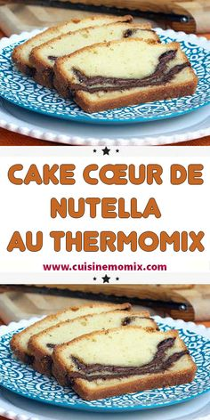 Desserts Nutella, Thermomix Desserts, Moist Cakes, Batch Cooking, French Toast, Breakfast, Food, Chocolates, Pastry Recipe