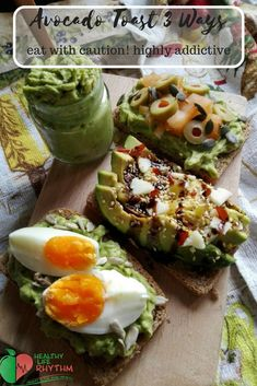 Allow me to show you how easy (and twice as tasty) making avocado toast is. Toasted bread with avocado dressing and different tops is my favorite idea for..