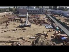 Rancho Los Amigos Construction Cam